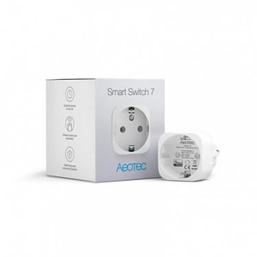 Aeotec Mini Prise Intelligente Z-wave+ Smart Switch 7 - Aeotec AEO_ZW175 Mini prise Z-Wave+ Smart Switch 7
