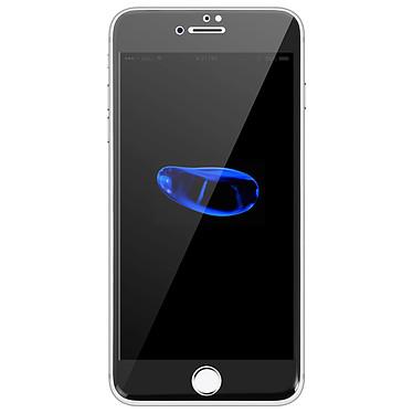 Acheter Avizar Film verre trempé Noir pour Apple iPhone 7 Plus , Apple iPhone 8 Plus