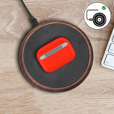 Avis Avizar Coque Rouge pour Apple AirPods Pro