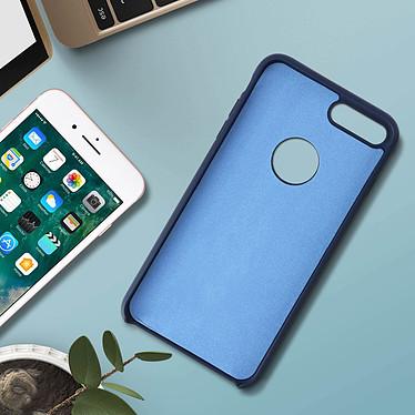 Acheter Avizar Coque Bleu Nuit pour Apple iPhone 7 Plus , Apple iPhone 8 Plus