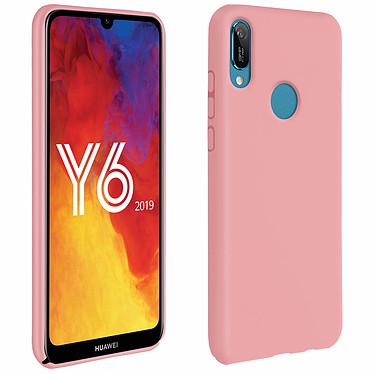 Avizar Coque Rose pour Huawei Y6 2019 pas cher