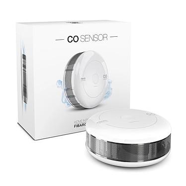 Fibaro Détecteur de monoxyde de carbone Z-Wave+ - CO Sensor Détecteur de monoxyde de carbone Z-Wave+ - CO Sensor
