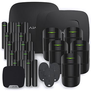 Ajax Alarme maison StarterKit noir  Kit 8 Alarme maison StarterKit noir  Kit 8