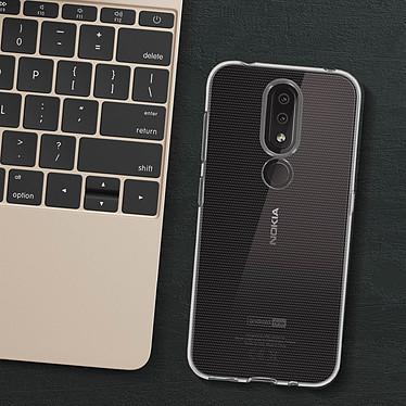 Avis Avizar Coque Transparent pour Nokia 4.2