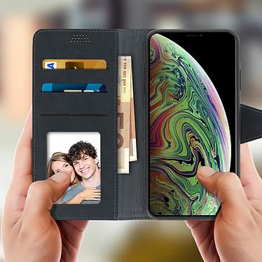 Avis Avizar Etui folio Gris pour Apple iPhone XS Max