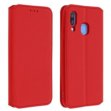 Acheter Avizar Etui folio Rouge pour Samsung Galaxy A40