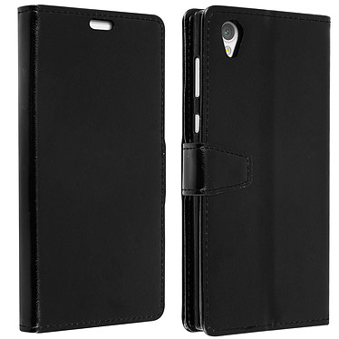 Avizar Etui folio Noir pour Sony Xperia L1 pas cher