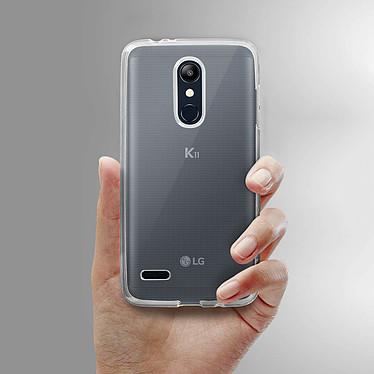 Avis Avizar Coque Transparent pour LG K10 2018 , LG K11