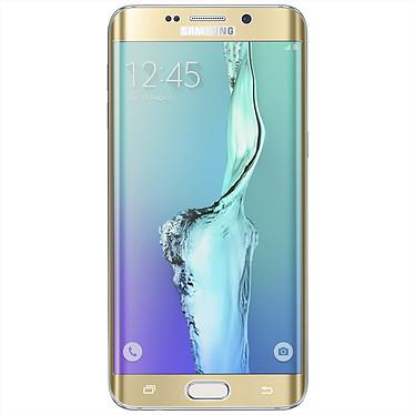 Avis Avizar Film verre trempé Dorée pour Samsung Galaxy S6 Edge Plus