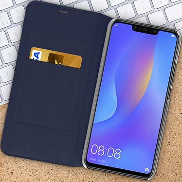 Acheter Avizar Etui folio Bleu Nuit pour Huawei P Smart Plus