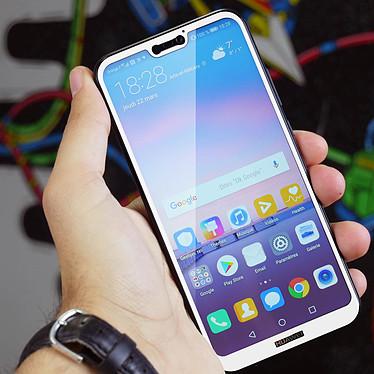 Acheter Avizar Film verre trempé Blanc pour Huawei P20 Lite