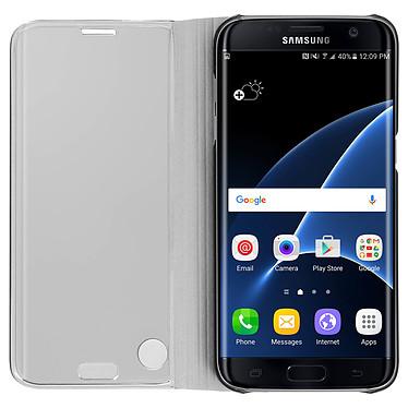 Acheter Avizar Etui folio Argent pour Samsung Galaxy S7 Edge