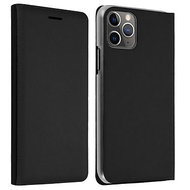 Avizar Etui folio Noir pour Apple iPhone 11 Pro Etui folio Noir Apple iPhone 11 Pro
