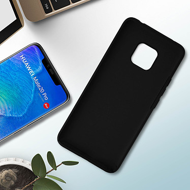 Acheter Avizar Coque Noir Semi-Rigide pour Huawei Mate 20 Pro