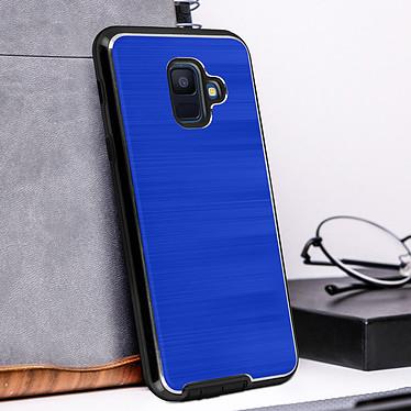 Acheter Avizar Coque Bleu Hybride pour Samsung Galaxy A6