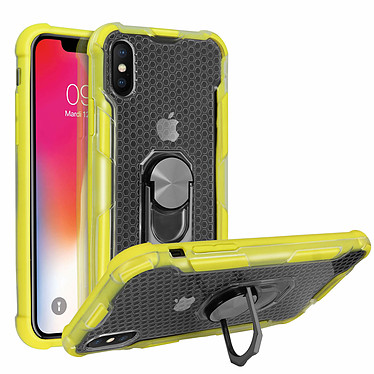Avizar Coque Jaune pour Apple iPhone X , Apple iPhone XS Coque Jaune Apple iPhone X , Apple iPhone XS