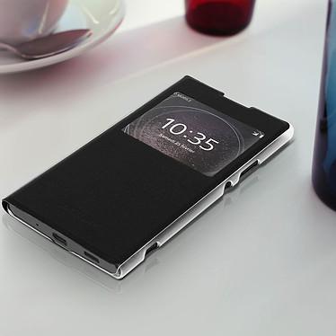 Acheter Avizar Etui folio Noir pour Sony Xperia XA2 Ultra