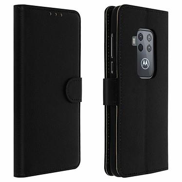 Avizar Etui folio Noir pour Motorola One Pro , Motorola One Zoom Etui folio Noir Motorola One Pro , Motorola One Zoom