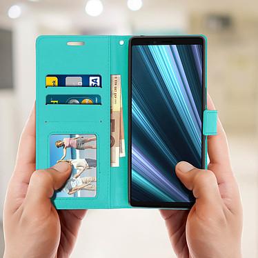Acheter Avizar Etui folio Turquoise pour Sony Xperia 1