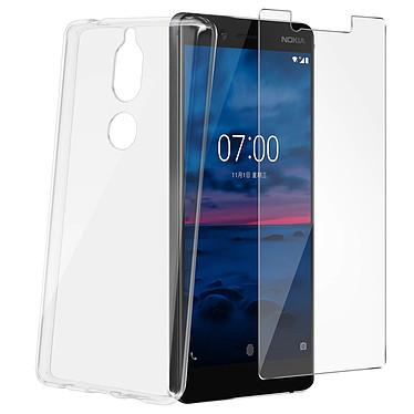 Avizar Coque Transparent pour Nokia 7 Coque Transparent Nokia 7