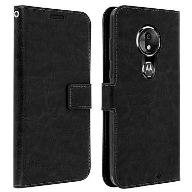 Avizar Etui folio Noir pour Motorola Moto G7 , Motorola Moto G7 Plus Etui folio Noir Motorola Moto G7 , Motorola Moto G7 Plus