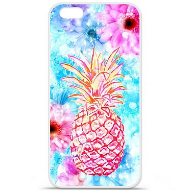 1001 Coques Coque silicone gel Apple IPhone 7 Plus motif Ananas Coque silicone gel Apple IPhone 7 Plus motif Ananas