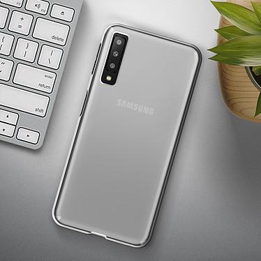 Avis Avizar Coque Blanc pour Samsung Galaxy A7 2018