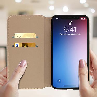 Acheter Avizar Etui folio Dorée pour Apple iPhone 11 Pro Max