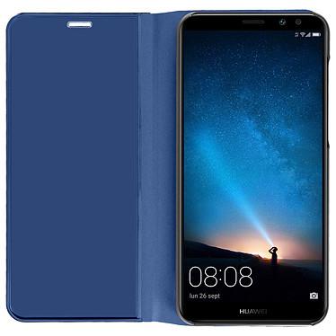 Acheter Avizar Etui folio Bleu pour Huawei Mate 10 Lite