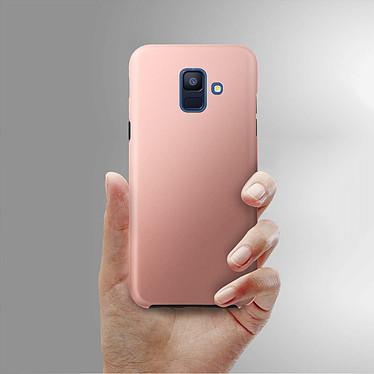 Avis Avizar Coque Rose Champagne pour Samsung Galaxy A6