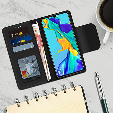 Acheter Avizar Etui folio Noir pour Huawei P30