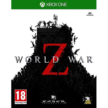 World War Z (XBOX ONE) Jeu XBOX ONE Action-Aventure 18 ans et plus