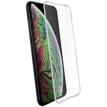 Avizar Film verre trempé Transparent Intégral pour Apple iPhone XS Max Film verre trempé Transparent intégral Apple iPhone XS Max