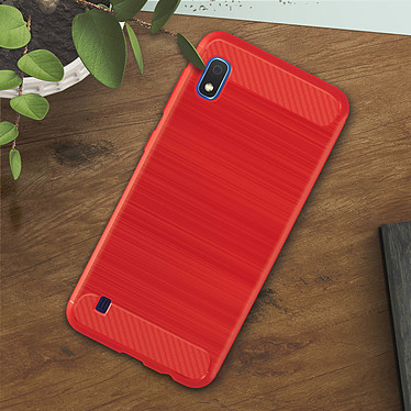 Acheter Avizar Coque Rouge pour Samsung Galaxy A10