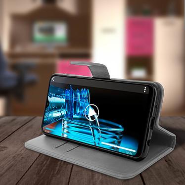 Avis Avizar Etui folio Gris pour Samsung Galaxy A10