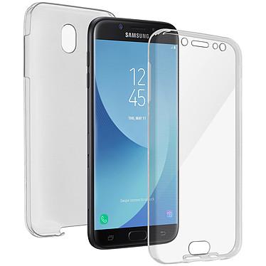 Avizar Coque Transparent pour Samsung Galaxy J3 2017 Coque Transparent Samsung Galaxy J3 2017