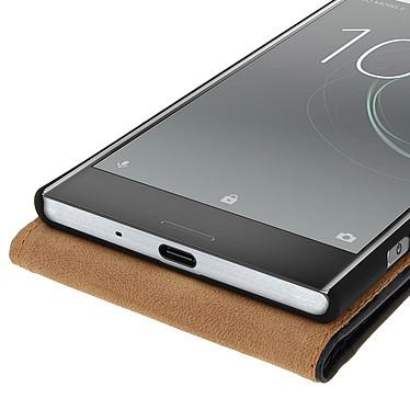 Acheter Avizar Etui à clapet Noir pour Sony Xperia XZ Premium