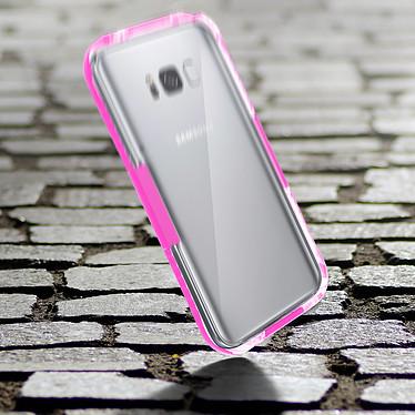 Avis Avizar Coque étanche Rose pour Samsung Galaxy S8