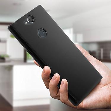 Acheter Avizar Coque Noir pour Sony Xperia XA2 Plus