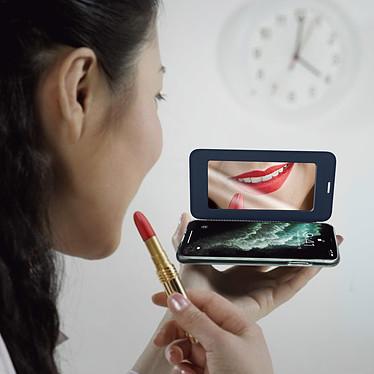 Acheter Avizar Etui folio Bleu Nuit pour Apple iPhone 11 Pro Max