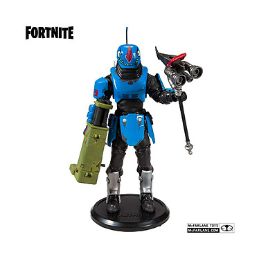 Fortnite - Figurine Beastmode Rhino 18 cm Figurine Fortnite, modèle Beastmode Rhino 18 cm.
