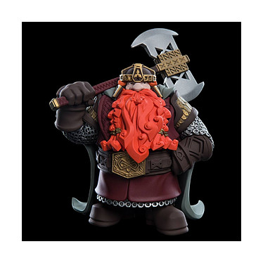 Le Seigneur des Anneaux - Figurine Mini Epics Gimli 15 cm Figurine Le Seigneur des Anneaux, modèle Mini Epics Gimli 15 cm.