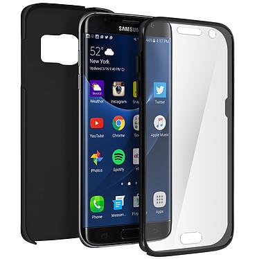 Avis Avizar Coque Noir pour Samsung Galaxy S7 Edge