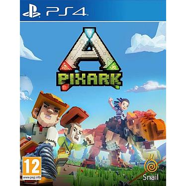 PixARK (PS4) Jeu PS4 Action-Aventure 12 ans et plus