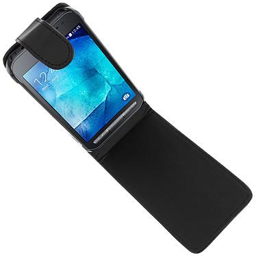 Acheter Avizar Etui à clapet Noir pour Samsung Galaxy Xcover 3