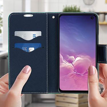 Acheter Avizar Etui folio Vert pour Samsung Galaxy S10e