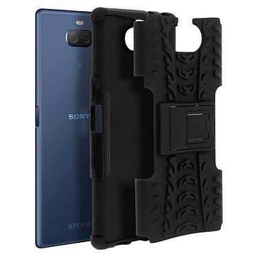 Avizar Coque Noir pour Sony Xperia 10 Plus Coque Noir Sony Xperia 10 Plus