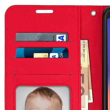 Avis Avizar Etui folio Rouge pour Xiaomi Redmi 6A, Xiaomi Redmi 6