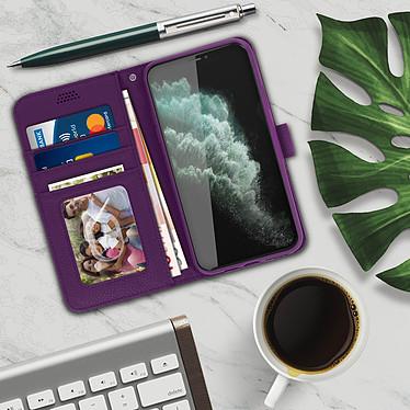 Acheter Avizar Etui folio Violet pour Apple iPhone 11 Pro Max