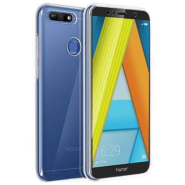 Avizar Coque Transparent pour Honor 7A , Huawei Y6 2018 Coque Transparent Honor 7A , Huawei Y6 2018